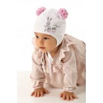 Dievčenská čiapka Bunia s podšívkou