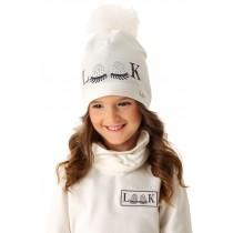 Dievčenská čiapka Look