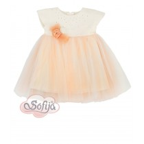 Dievčenskí šaty Sisi