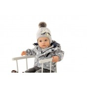 Chlapčenská čiapka Malý tučniak
